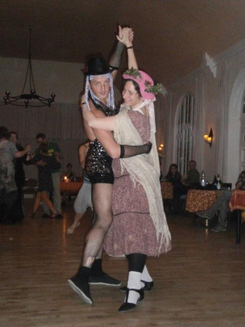 Bad Taste Party im Rahmen des Tango Lab auf der Proitzer Mühle